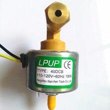 Stage smoke machine accessories mini pump model 40DCB voltage 110-120H-60Hz-18W