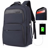 ARCTIC HUNTER 2018 New Laptop Backpacks Large Capacity Backpack Male Mochila Waterproof Oxford Travel Backpack Men