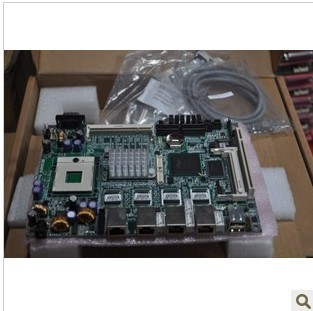 ROCKY-058HV Industrial Motherboard Integrated Graphics board 100% tested perfect quality g31 775 ddr2 integrated board 945g 100% tested perfect quality