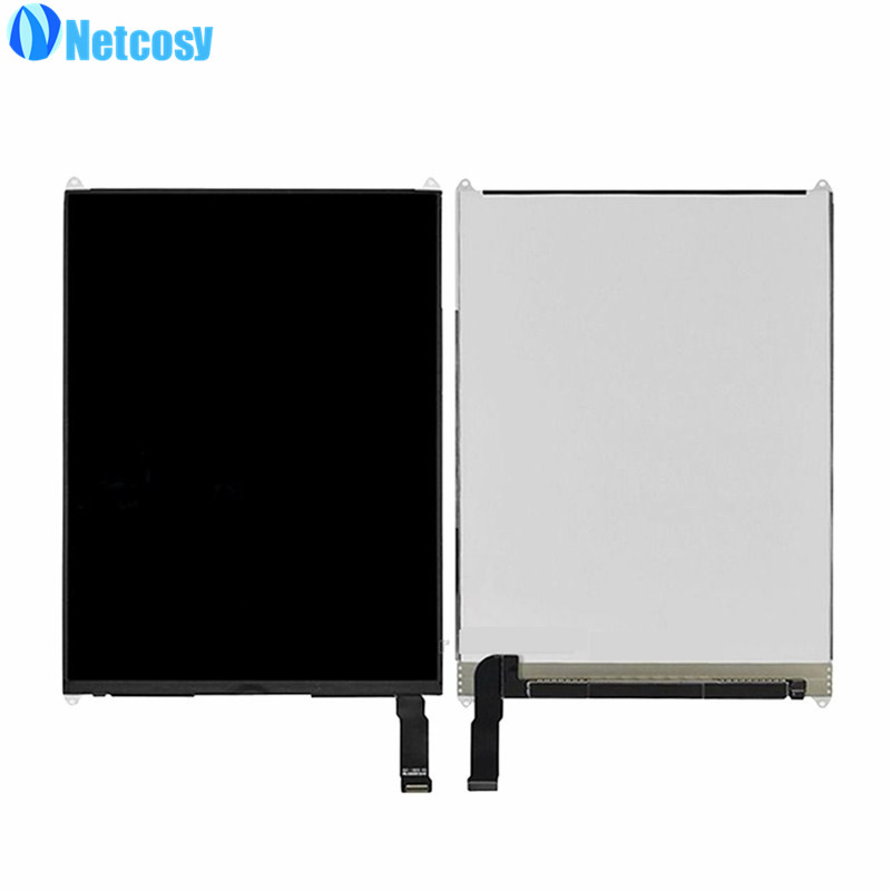 Netcosy LCD Display Screen For ipad mini A1432 A1454 A1455 tablet Perfect Replacement Parts Digital Accessory For ipad mini 1 original a1419 lcd screen for imac 27 lcd lm270wq1 sd f1 sd f2 2012 661 7169 2012 2013 replacement