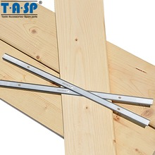 TASP 2pcs 12-1/2 Thickness Planer Blades Double Edged Knives for Delta 22-560 Replaces 22-562