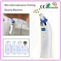 4 Heads Changeable Vacuum Suction Face Cleansing Pores Acne Scar Blackhead Marks Remover Skin Llifting Massager Beauty Machine
