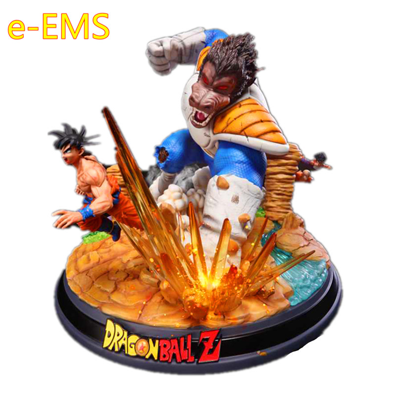 Anime Dragon Ball Vegeta Great Apes Come To Attack GK 1/6 Resin Statue Action Figure Collection Model Toy G2426Anime Dragon Ball Vegeta Great Apes Come To Attack GK 1/6 Resin Statue Action Figure Collection Model Toy G2426