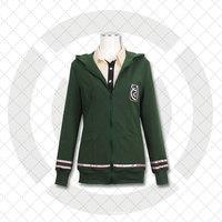 Anime DanganRonpa Chiaki Nanami monokuma Cosplay Costume Kawaii Jacket Coat Women Hoody Uniform Top Skirt Set