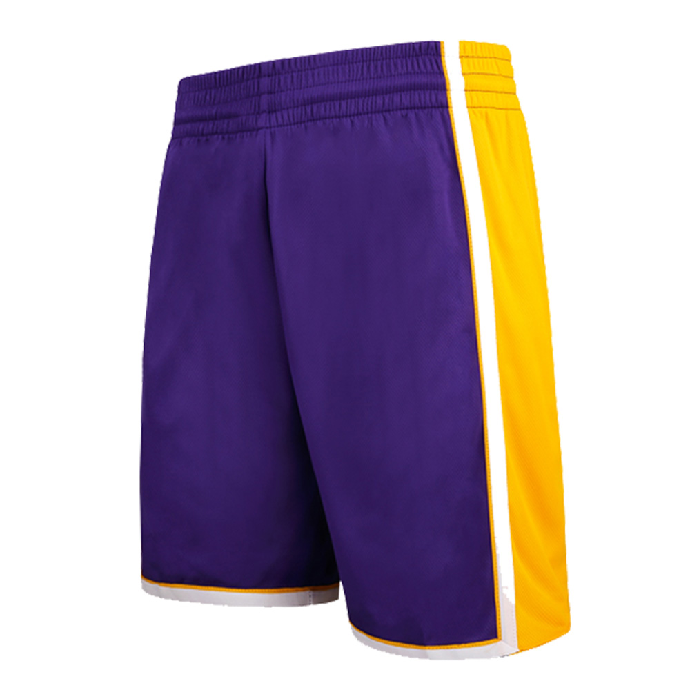 grande vendita d27b9 85fba US $13.68 62% OFF|Brand SANHENG Basketball Game Shorts Quick drying Basket  Shorts Men European Size Sport Shorts Pantaloncini Basket 305B-in ...