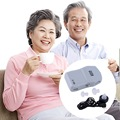 Best Sound Amplifier Adjustable Tone Hearing Aids Aid X-136 Quality New Arrival