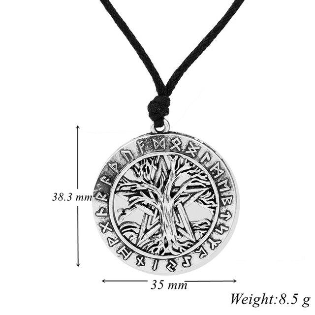 Dawapara Tree Of Life with Star Necklace 4