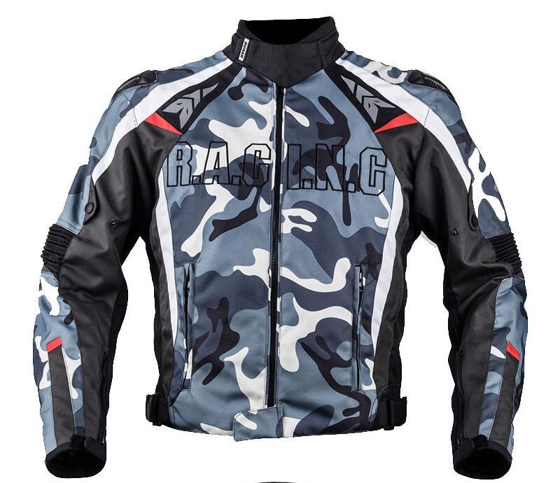 2017new arrival DUHAN motorcycle racing jacket protective waterproof jacket outdoor travel