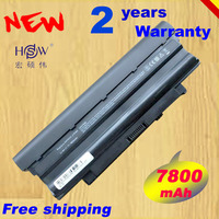 HSW 9CELL laptop Battery j1knd for Dell Inspiron M501 M501R M511R N3010 N3110 N4010 N4050 N4110 N5010 N5010D N5110 N7010 N7110