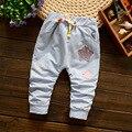 Осень детские брюки 5 цвета детские мальчик/девочка брюки