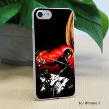 Anime Death Note Phone Case iPhone 5 5s 6 6s Plus 7 8 Plus X