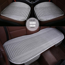 CAR ACCESSORIES CAR SEAT COVER , ICE SILK AUTO SEAT MAT , BREATHABLE MATERIAL AND COMFORTABLE