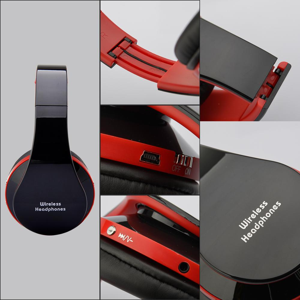Mic Stereo Headset Bluetooth