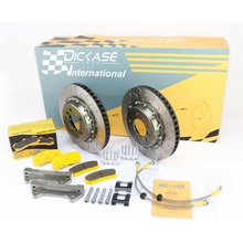High performance good quality 380mm  J hook brake discs for GT6 kit caliper fit on ASTON MARTIN DB9 front 2003-2012