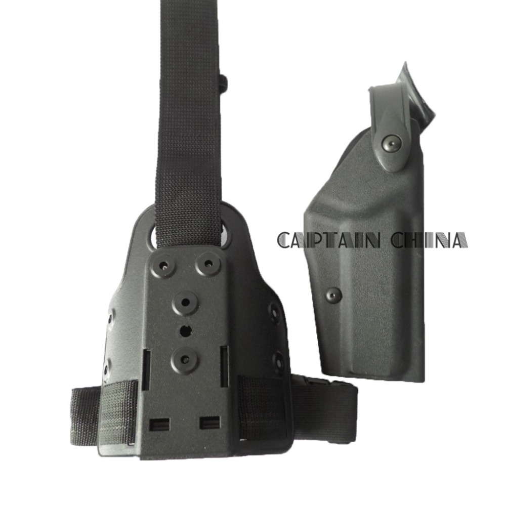 Best quality holster For gun 1911  Tactical accessories Gear Leg Holster fits Colt 1911 пистолет galaxy g 13 colt 1911 classic black