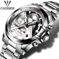 Original Watch Men Sport Quartz Male Watches Chronograph Wristwatch Auto Date Time Hour Clock Reloj Hombre Business Mens Watches