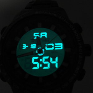 Image 2 - 2020 디지털 시계 남자 럭셔리 브랜드 MIZUMS 남자 스포츠 시계 방수 골드 스틸 쿼츠 남자 시계 군사 Relogio Masculino