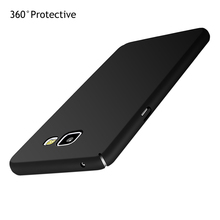 Здесь можно купить   360 Degree Protection Case For Samsung Galaxy A3 A5 J3 J5 J1 2016 J7 A7 Hard Plastic Cover Phone Back Cover Ultra Thin Matte Mobile Phone Accessories & Parts