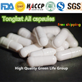 Hot sale 100 piece 99% Tongkat Ali Extract capsules/Tongkat Ali capsules GMP Factory supply Free shipping