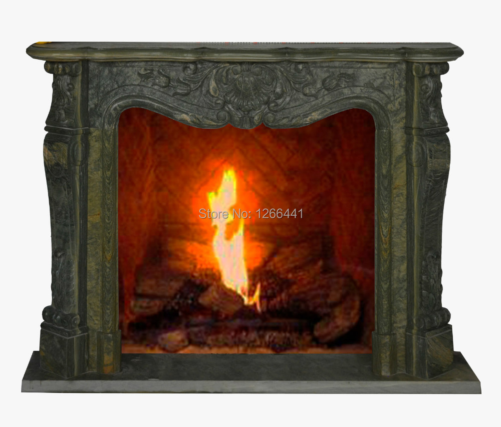 popular natural stone fireplaces-buy cheap natural stone