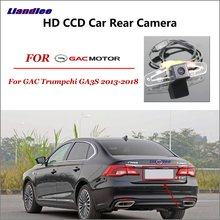Liandlee Car Parking Back Up Camera For GAC Trumpchi GA3 License Plate Lamp Reverse Rear View Camera HD CCD цены онлайн