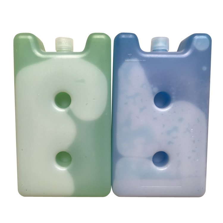 400ml Blue Ice Box Ice Crystal Box Water-filled Ice Box Ice Package Ice Box Fresh-keeping Ice Box