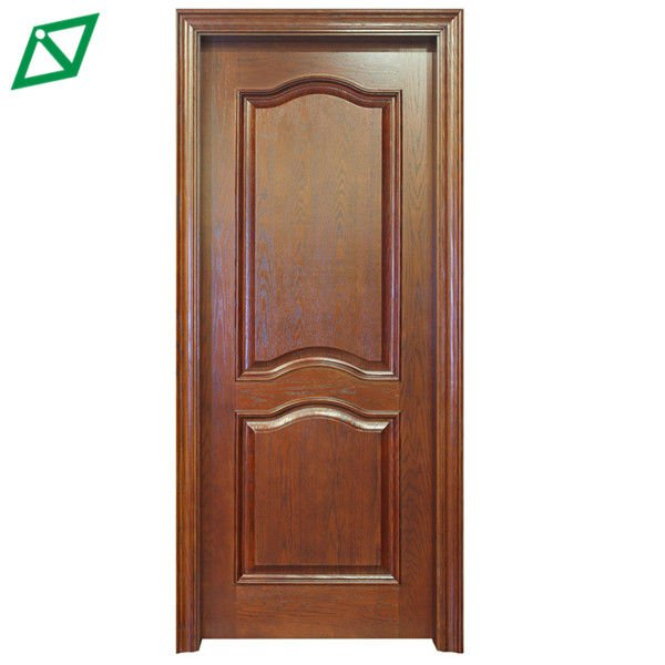 Solid Wooden Door With Oak Or Larch In Doors From Home Improvement On  Aliexpress.com | Alibaba Group