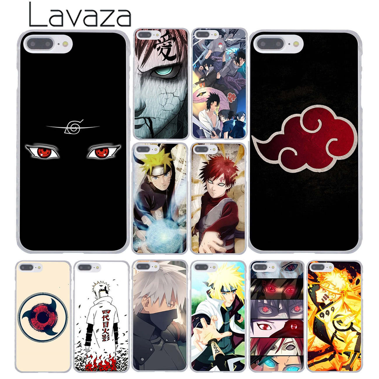 Naruto Hard Cover Case for iPhone \u2013 animefunstore
