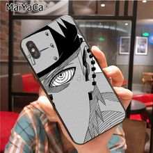 Naruto's Phone covers for iPhone X XS XR XS MAX 8plus 7 6splus se 5c 7plus
