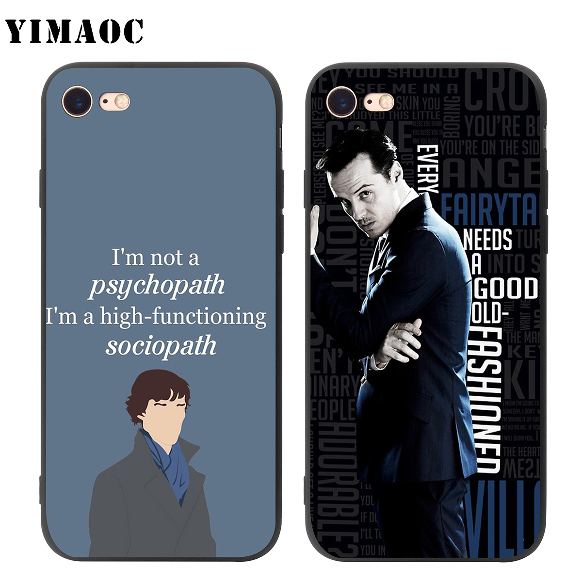 Yimaoc Doctor Strange Benedict Cumberbatch Soft Silicone Phone Case For Iphone Xs Max Xr X 6 6s 7 8 Plus 5 5s Se 10 Tpu Cover A Great Variety Of Goods Cellphones & Telecommunications