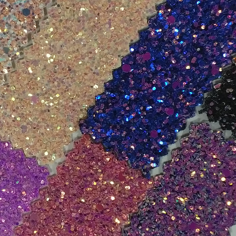 New 3D Fluorescent Glitter Ktv Decoration Reflective Flash Stock Wallpaper Wall Covering