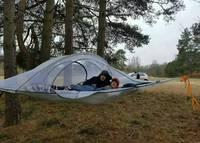 Бесплатная доставка! Палатка дерево палатка с москитной сеткой. Палатка Кемпинг гамак