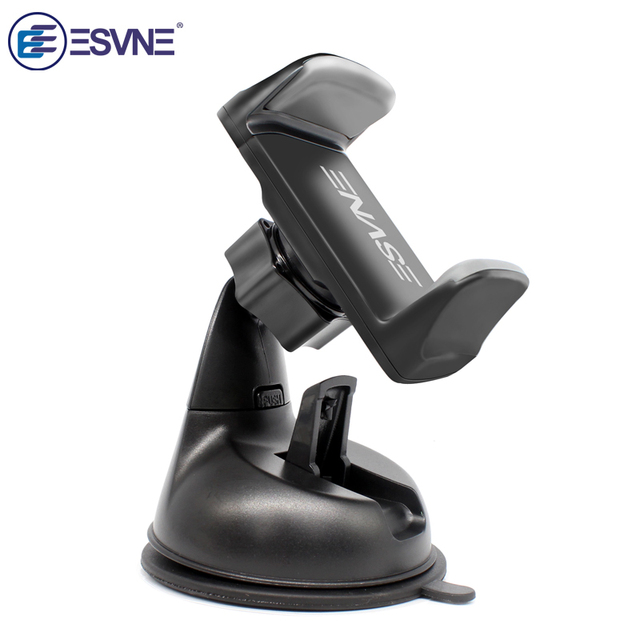ESVNE Universal Car Phone holder for iPhone smartphone Mobile phone car holder stand windshield mount Support cellular phone