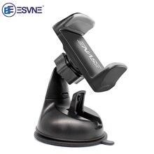 ESVNE ユニバーサル自動車電話ホルダー iphone スマートフォン携帯電話カーホルダーのフロントガラスマウント支持携帯電話