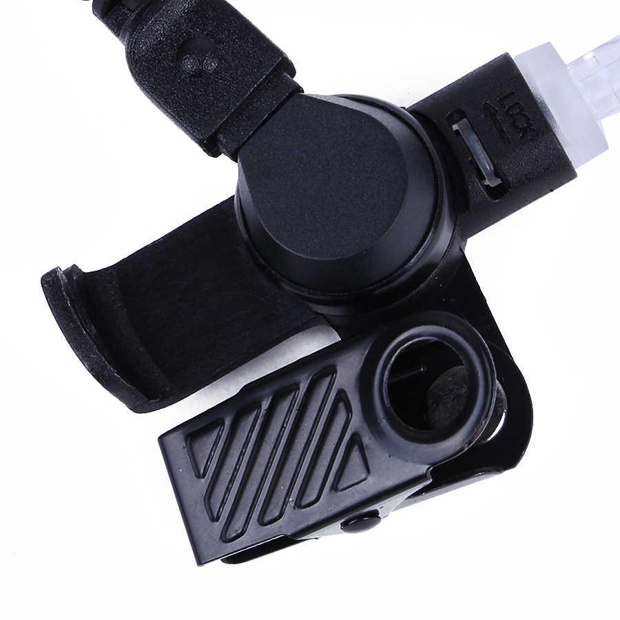 Surveillance Air Tube PTT Earpiece Headset Mic for Motorola DP2400 XiR P6620 MTP3250 MTP3200 Two Way Radio Walkie Talkie