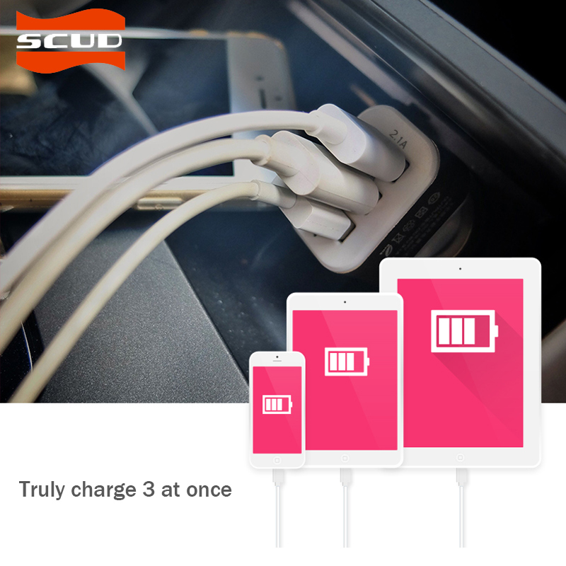 USB car-charger Aditif.co.in 3A