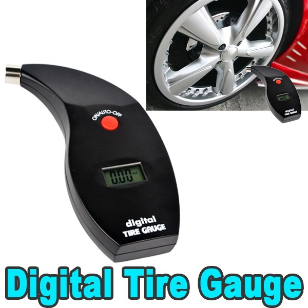 Foval 150psi Car Digital Tire Pressure Air Gauge