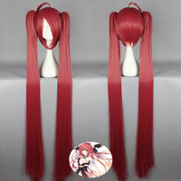 DATE A LIVE Itsuka Kotori Wig Heat Resistant Synthetic Hair Cosplay Wigs + Wig Cap