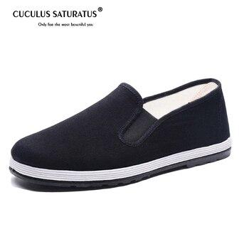 Cuculus ใหม่ผู้ชายรองเท้าลำลองผ้าใบ Denim รองเท้าธงอังกฤษ Lace Up ผู้ชายรองเท้าสบายๆรองเท้า Zapatos Hombre 326