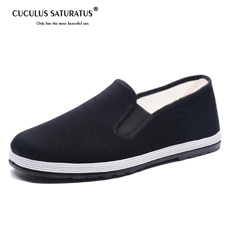 Cuculus New Men Casual Shoes Denim Canvas Shoes British Flag Lace Up Men Shoes Casual driving shoes Zapatos Hombre 326