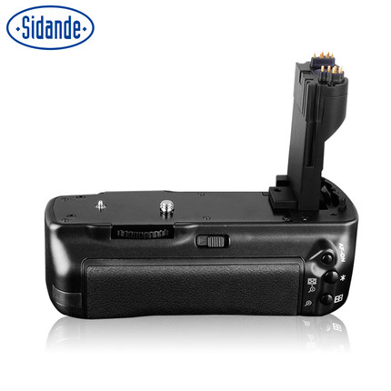 NEW BG-E9 SIDANDE Battery Grip For CANON 5D MARKII Battery Case CAMERA BATTERY
