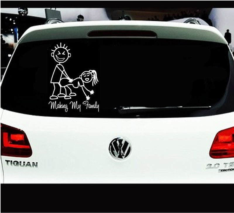 Cool Vw Car Stickers