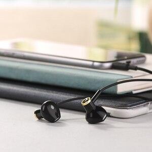 Image 3 - HOCO M47 In Earหูฟังกีฬาชุดหูฟังแบบมีสาย3.5มม.สำหรับiPhone Xiaomi Samsungหูฟังพร้อมไมโครโฟนauriculares