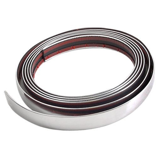 Autochrome Chrome garniture bande bord protection 21mm
