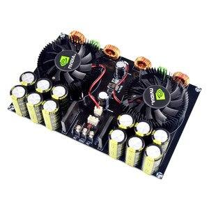 Image 2 - KYYSLB TDA8954 420W + 420W 2.0 Class D Digital Power Amplifier Board (Fan Cooling) AC12.5V to AC26V  Amplifier Board