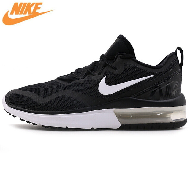 NIKE AIR MAX FURY MEN'S SIZE 15 RUNNING SHOES SNEAKERS BLACK AA5739 001 NEW