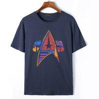 Flevans Star Trek Men T Shirts Mens Casual 100 Cotton O Neck T Shirts Hip Hop