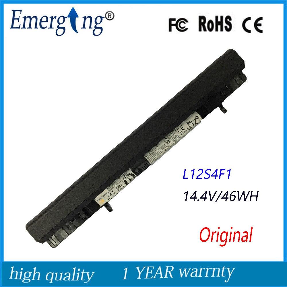 14.4V 32WH New Original Laptop Battery for lenovo L12S4F01 L12S4A01 S500 Z500 L12M4A01 Flex 14 15 14d 15D 14M 15M