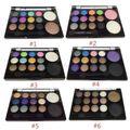 Makeup Power Set Warm Color Eye Shadow Palette Natural Nude Eyeshadow Cosmetic