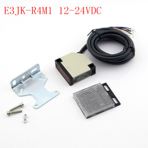 Проводной фотоэлектрический выключатель, расстояние обнаружения 2 м, 12-24 в пост. Тока
